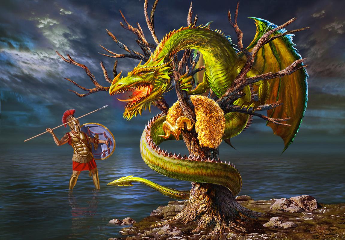 Giasone - Il drago e il vello d oro