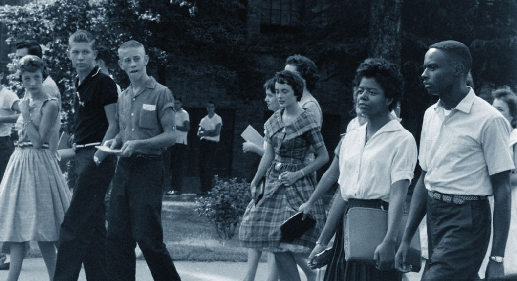 Little Rock Nine - 1957