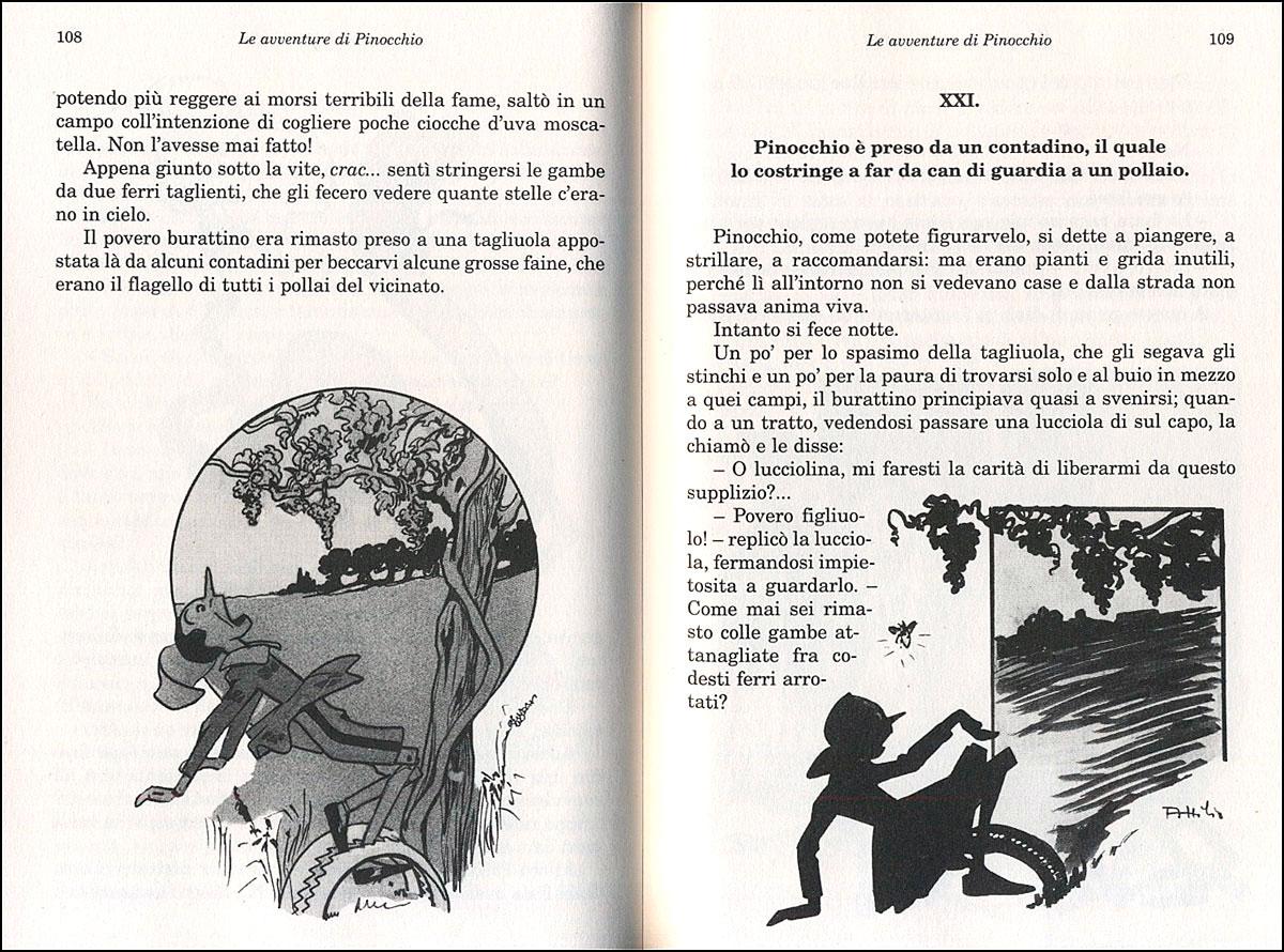 Pinocchio - Romanzo