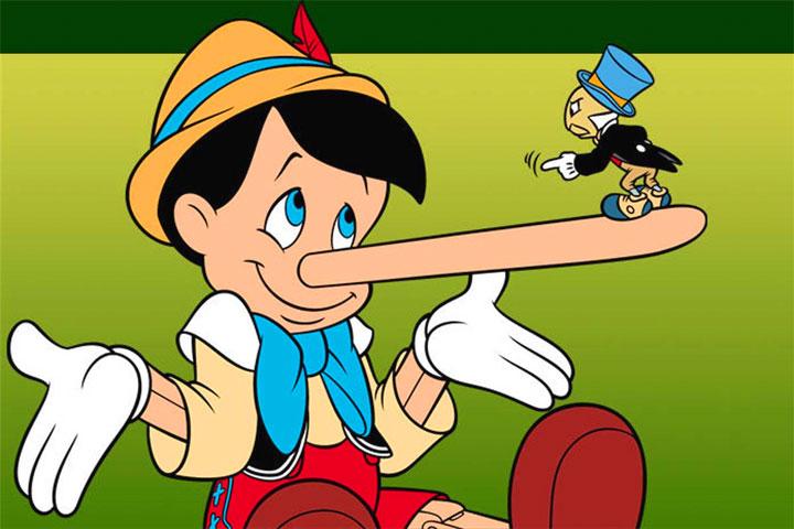 Il Pinocchio di Walt Disney