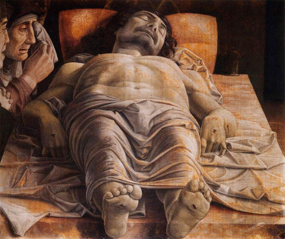Cristo Morto - Mantegna