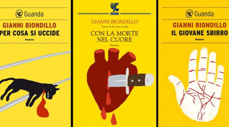 Gianni Biondillo - libri