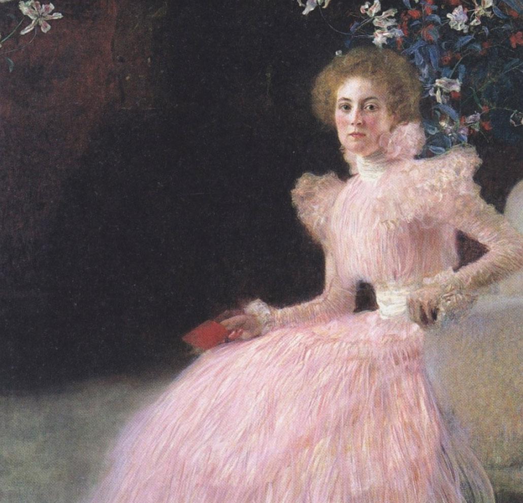 Sonja Knips (Gustav Klimt, 1889)