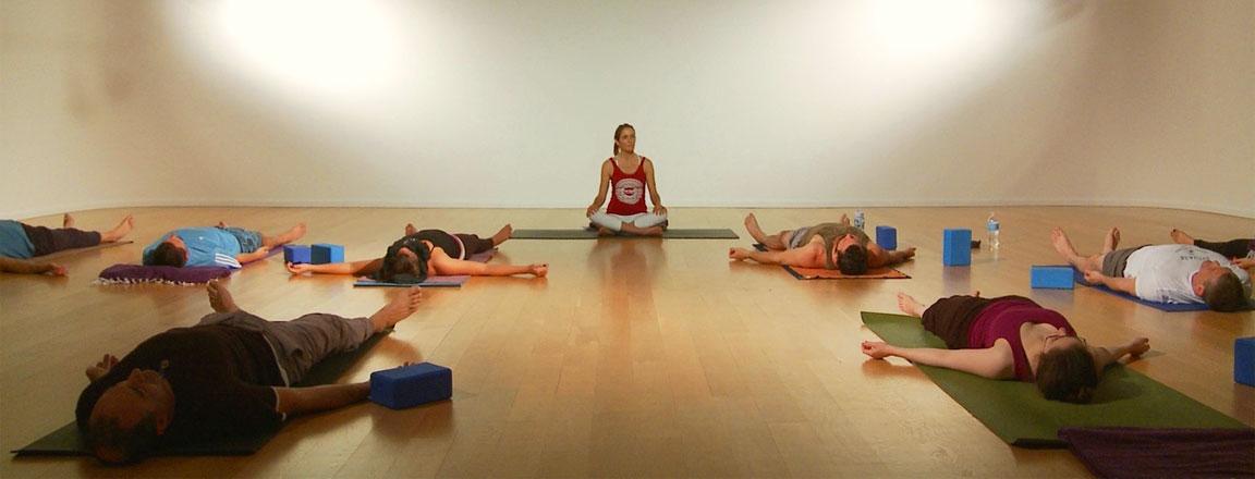 Yoga Nidra - Auto rilassamento