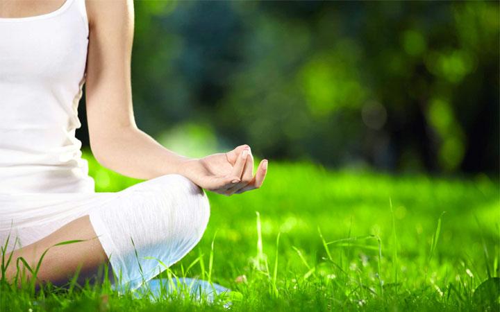 Yoga - Posizione della mani