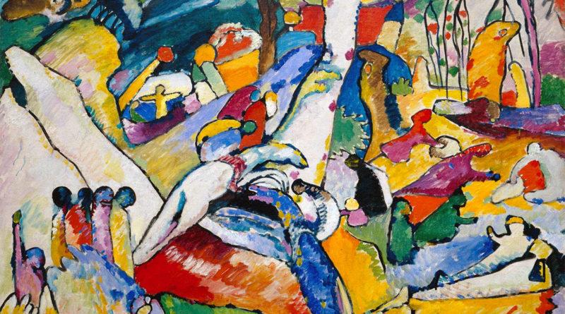 Kandinsky - Studio per Composizione II - 1910