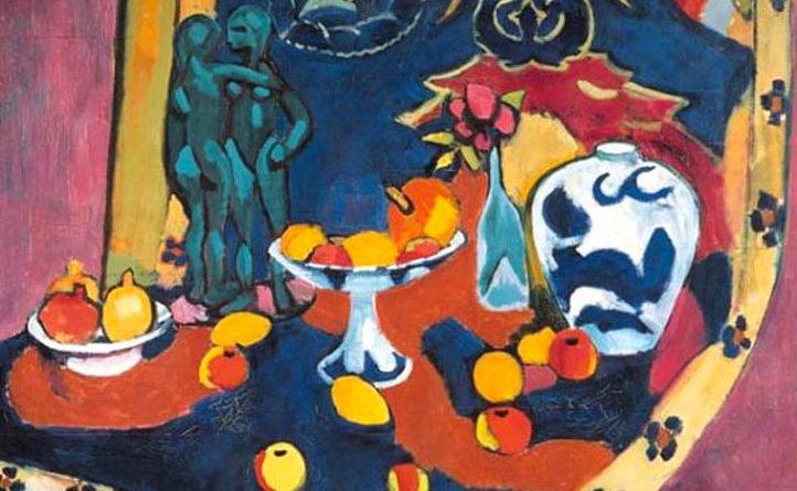 Matisse - Natura morta con frutta - 1910