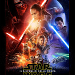 Il risveglio della forza - poster - locandina film - Star Wars - Episodio 7 - Guerre Stellari