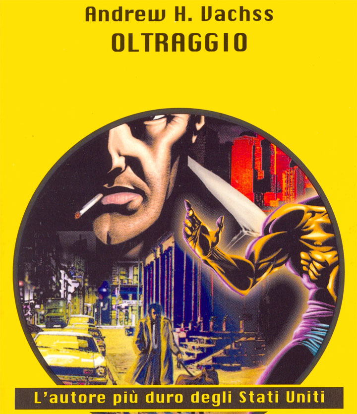 Oltraggio - libro