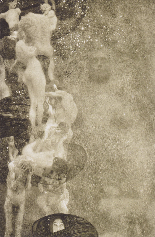 Philosophy - Klimt - Filosofia - Philosophie - 1898-1907