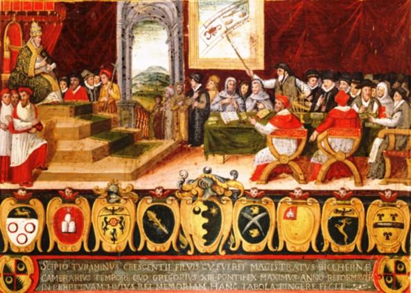 gregorio XIII e la riforma del calendario