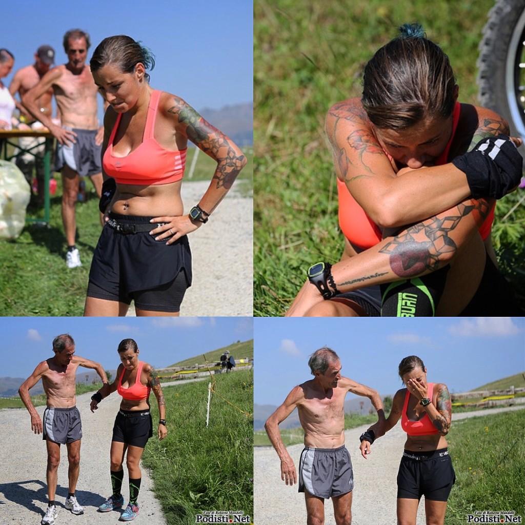 Anna Sgarbi - trail