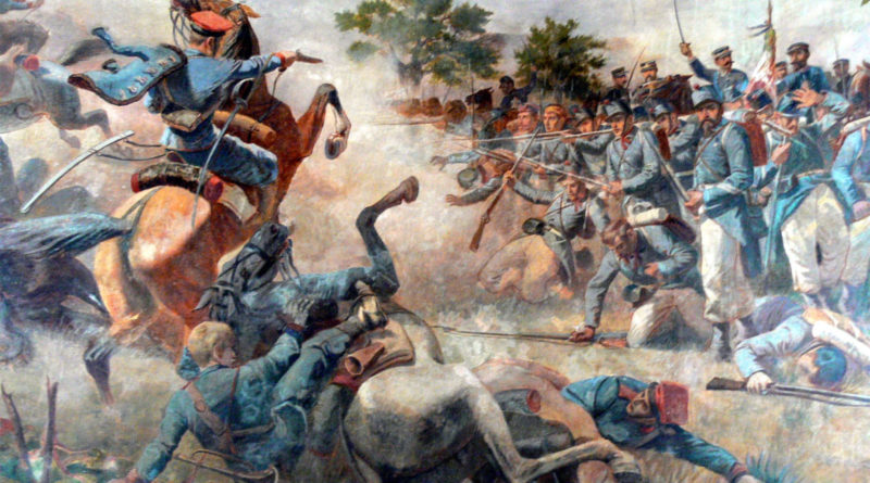 Battaglia di Custoza - 1866