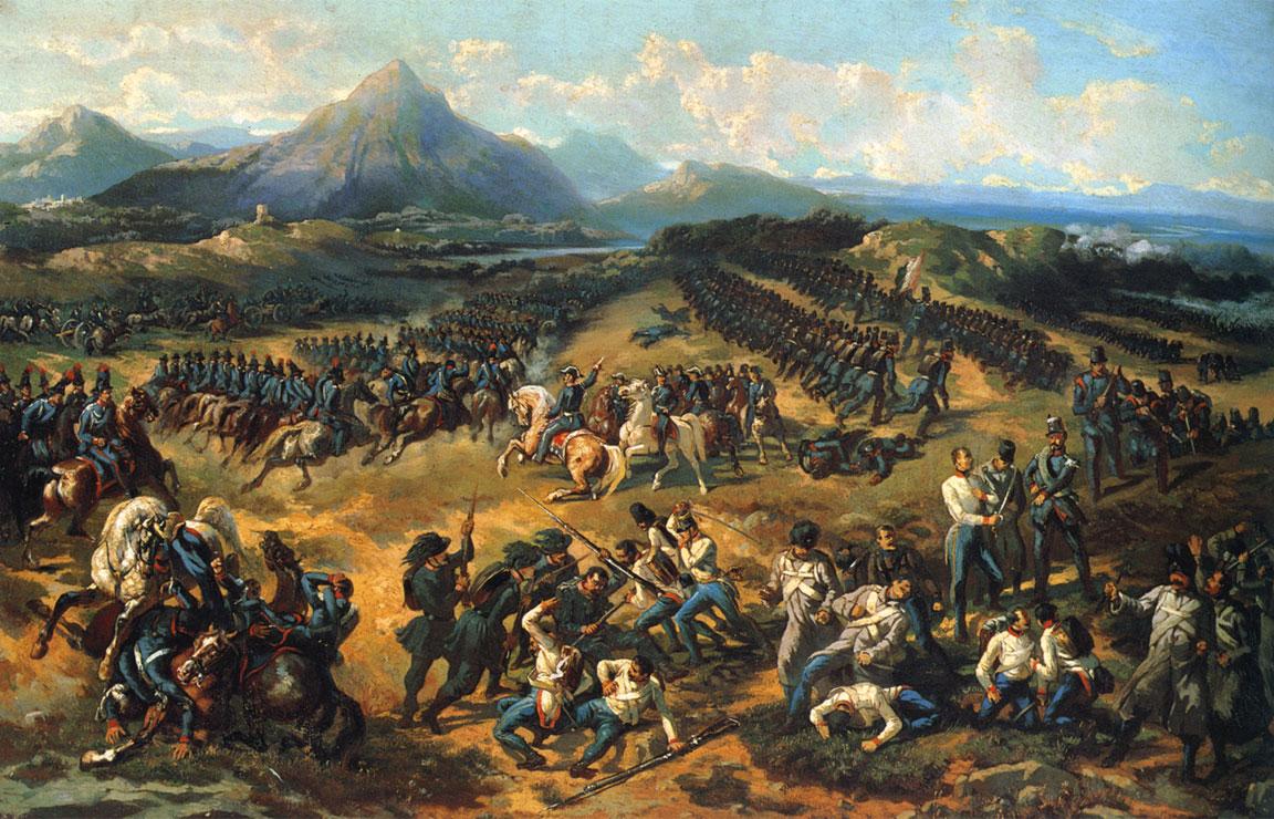 Prima Guerra d'Indipendenza italiana: La battaglia di Pastrengo