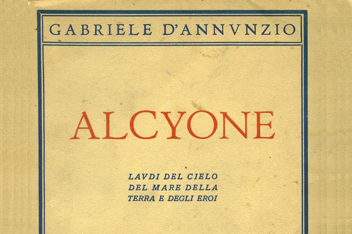 Alcyone (Gabriele D'Annunzio)