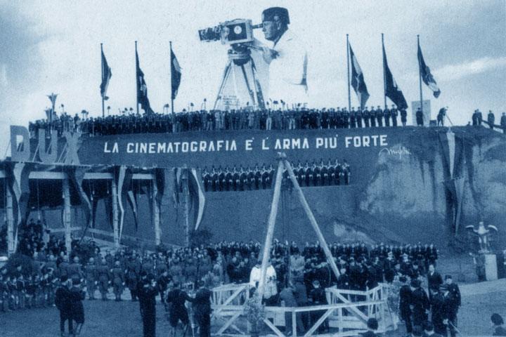 Fascismo - Propaganda - Cinecittà
