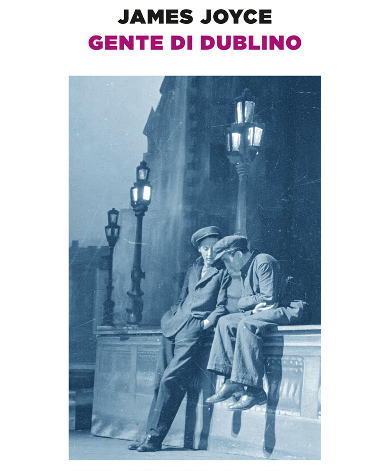 Gente di Dublino - Dubliners - libro - James Joyce