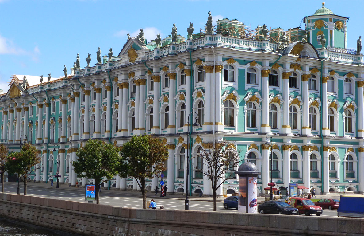 Hermitage - Museo - Museum