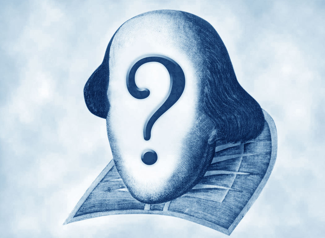 Identita di Shakespeare - misteri