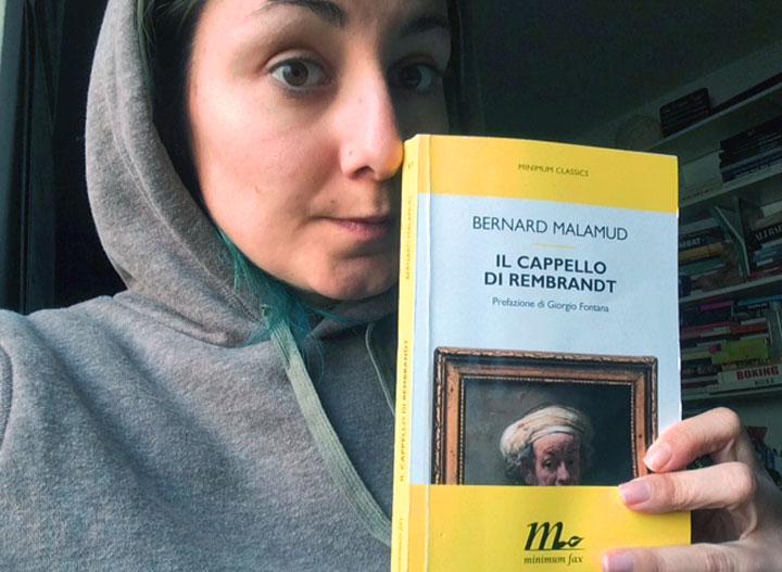 Il cappello di Rembrandt - Bernard Malamud - libro