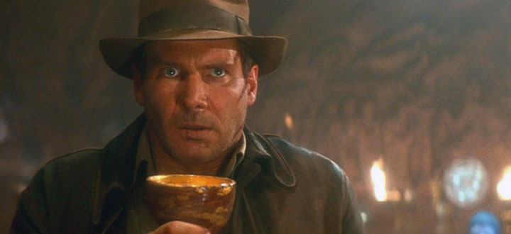Indiana Jones e il Graal
