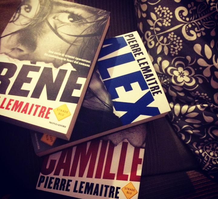 Irene Alex Camille - Libri - Pierre Lamaitre
