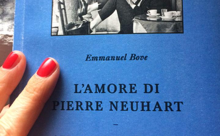 L'amore di Pierre Neuhart - Aftalion Alexandre - Emmanuel Bove - libro - Federico Tozzi