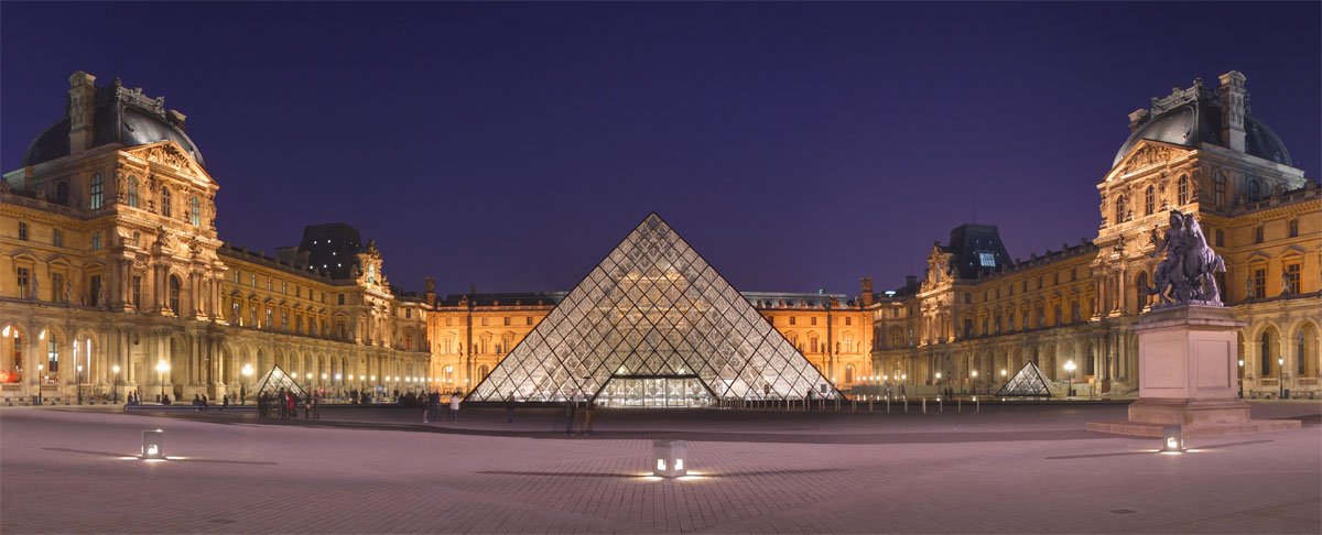 Louvre, storia