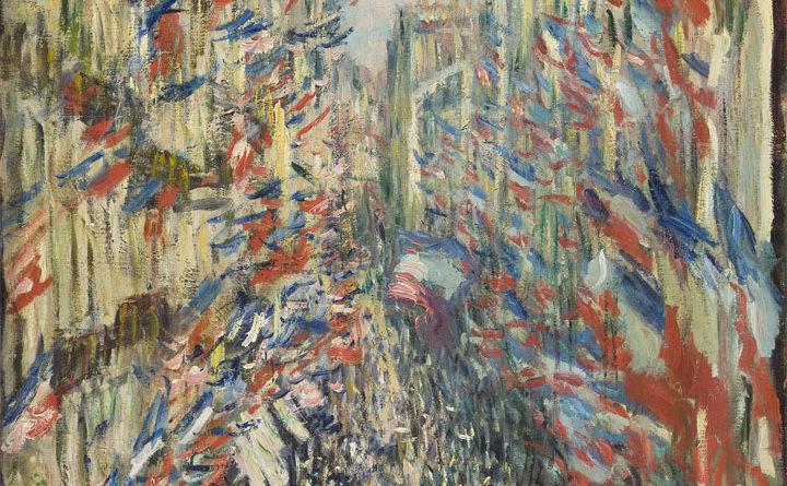 Rue Montorgueil Parigi Festa del 30 giugno 1878