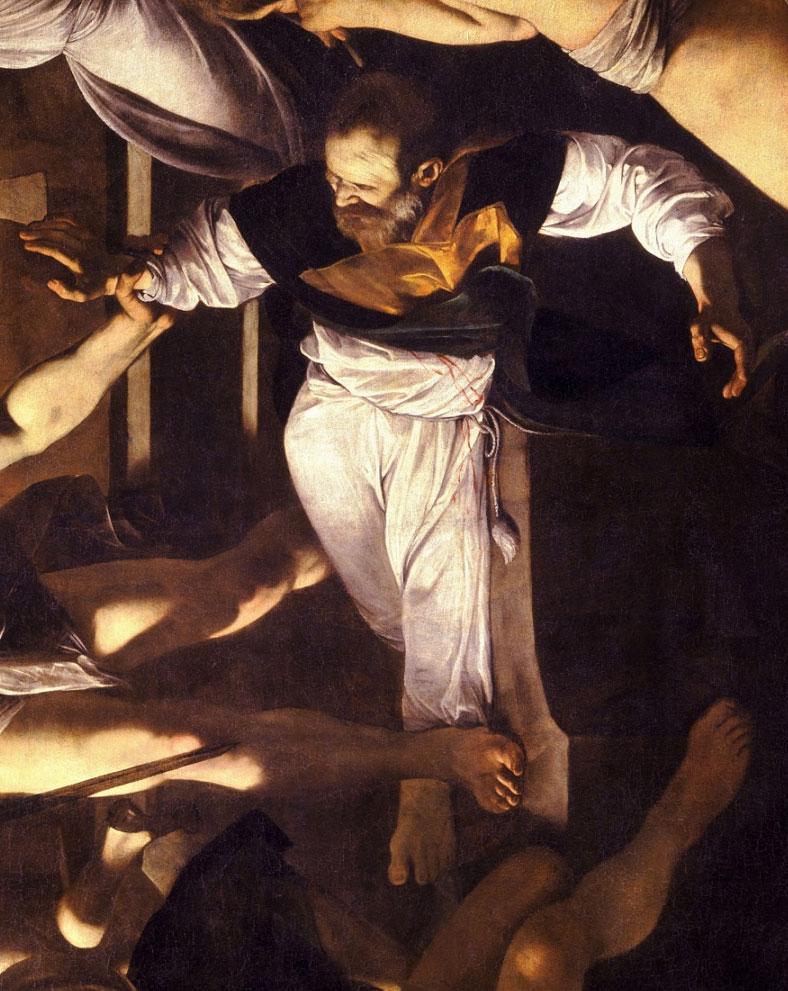San Matteo - Martirio - Caravaggio