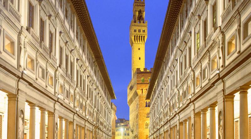 Uffizi - Galleria degli Uffizi - Firenze - Museo