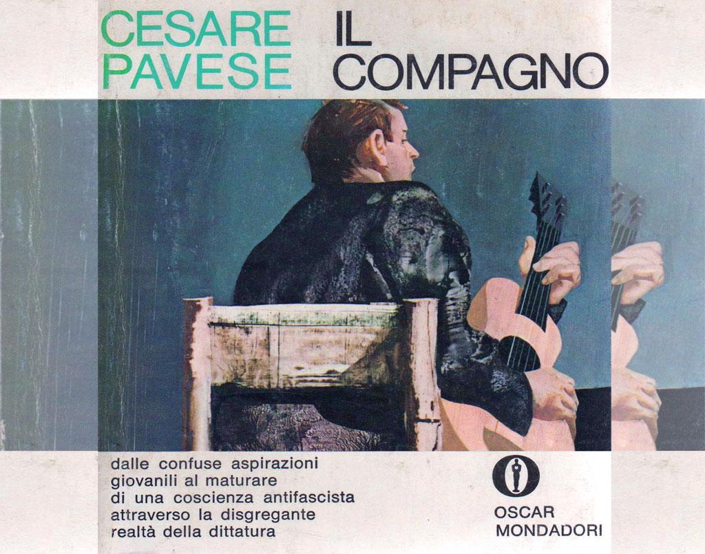 Il compagno - libro - riassunto - Pavese