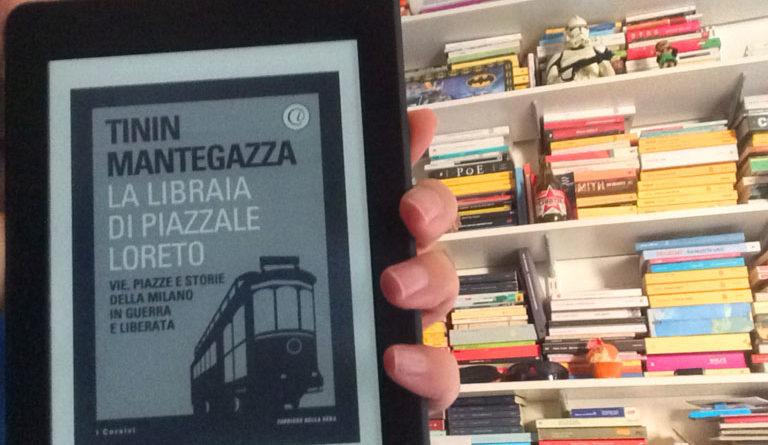 La libraia di Piazzale Loreto - libro - Tinin Mantegazza