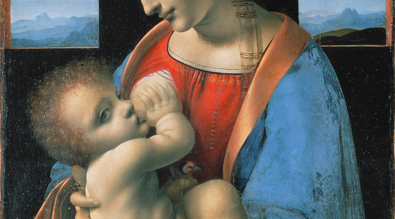 Madonna Litta - Leonardo