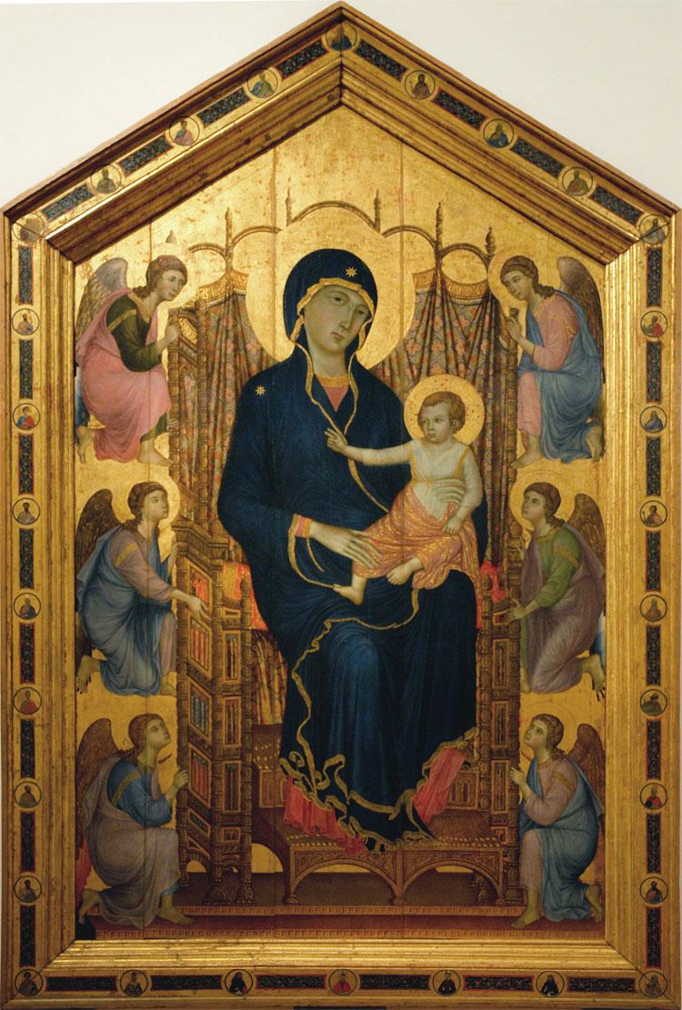 Madonna Rucellai (Duccio di Buoninsegna)