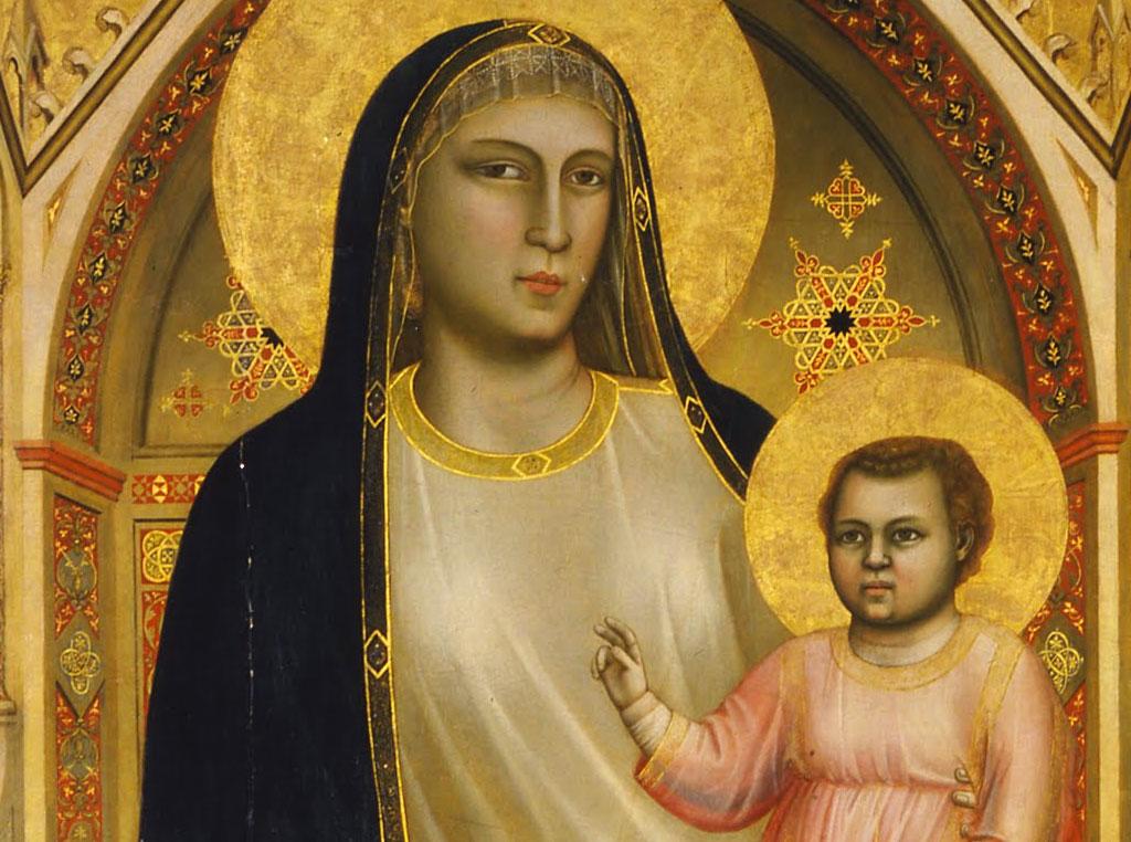 Madonna di Ognissanti - Giotto