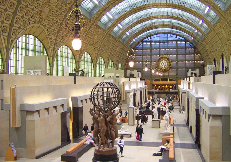 Museo d'Orsay - interno