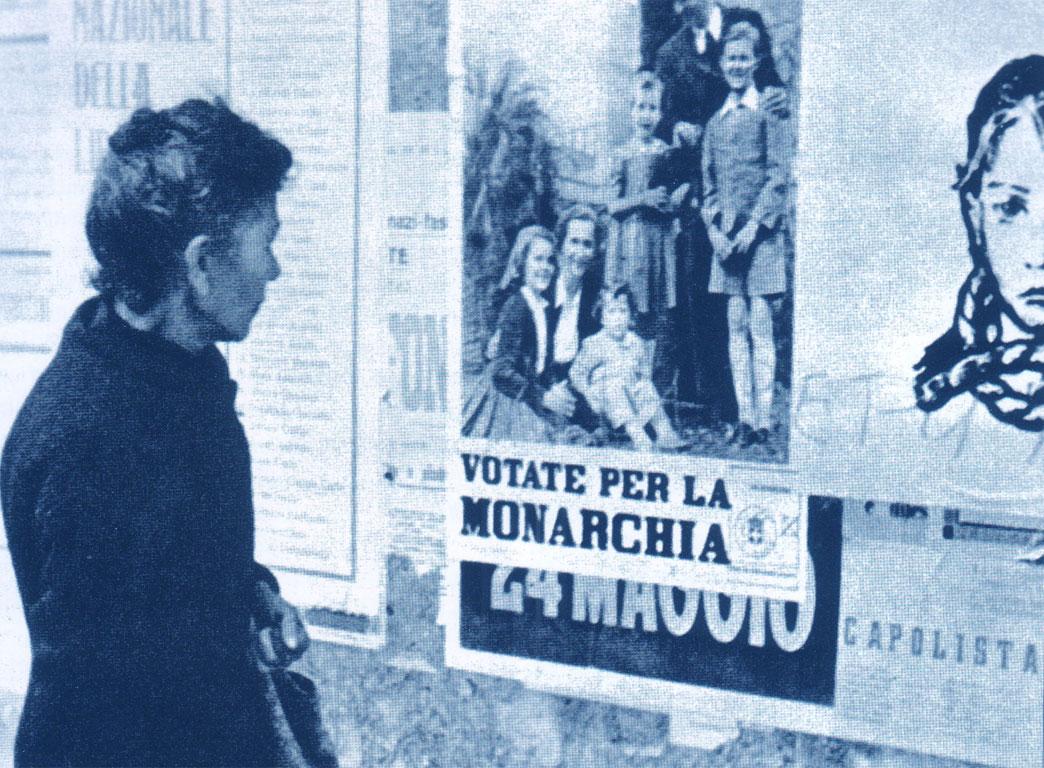 Storia di Italia - Dalla Monarchia alla Repubblica