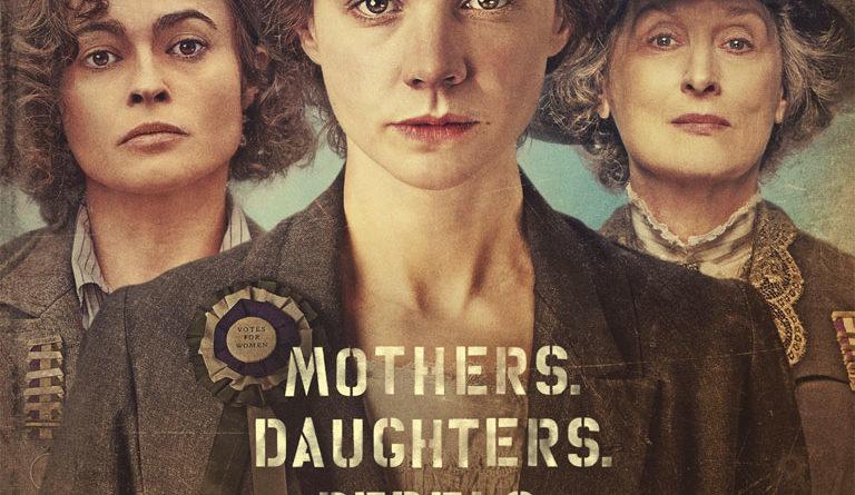 Suffragette - poster film