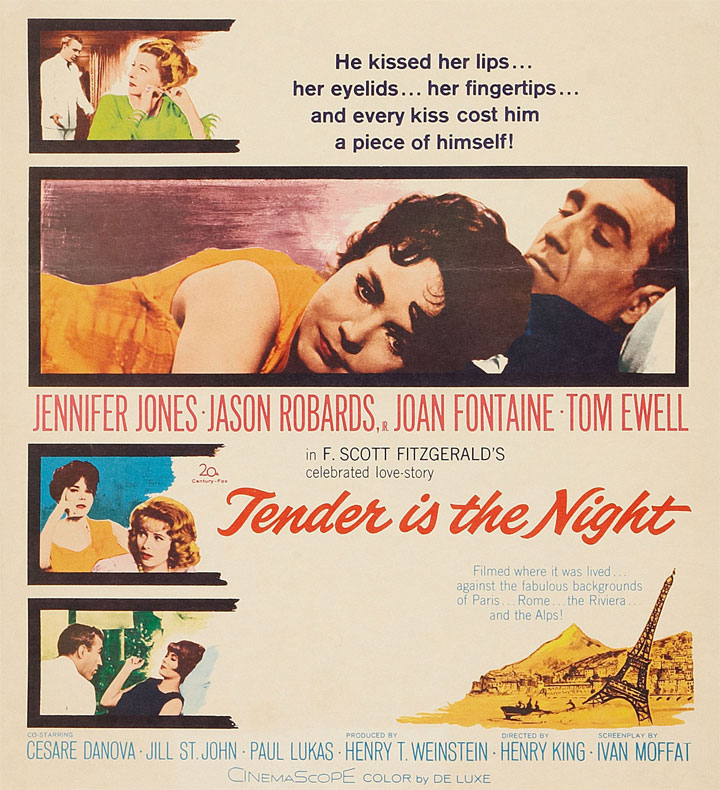 Tenera è la notte - Tender is the night - film