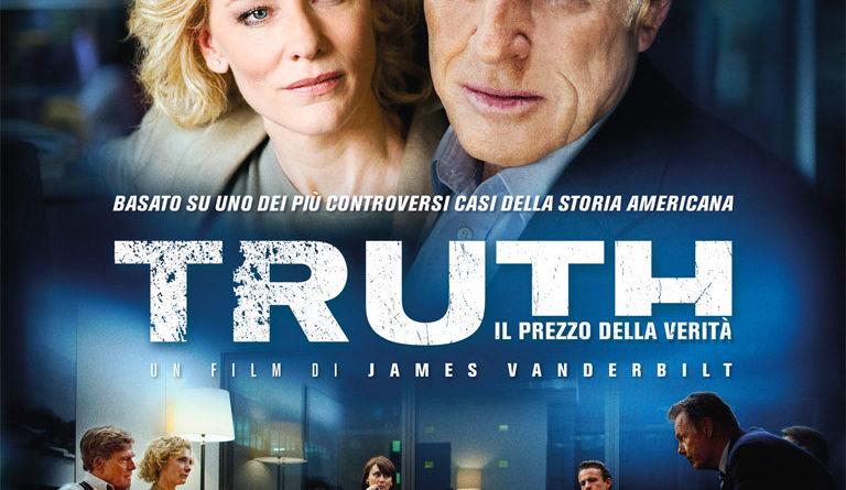 Truth - il prezzo della verità - film locandina poster