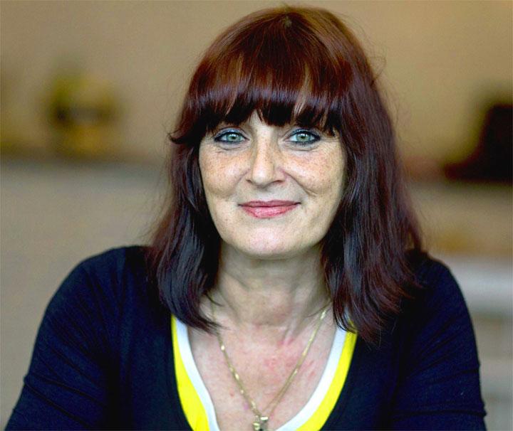 Christiane F. (Christiane Vera Felscherinow)