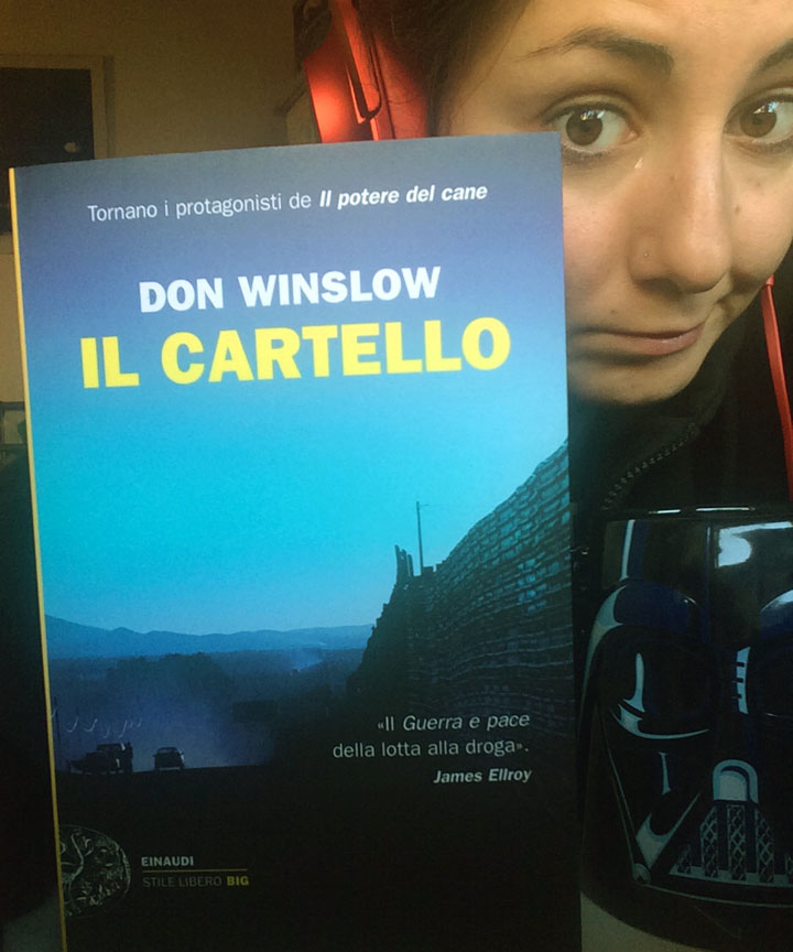 Don Winslow - Il Cartello - libro