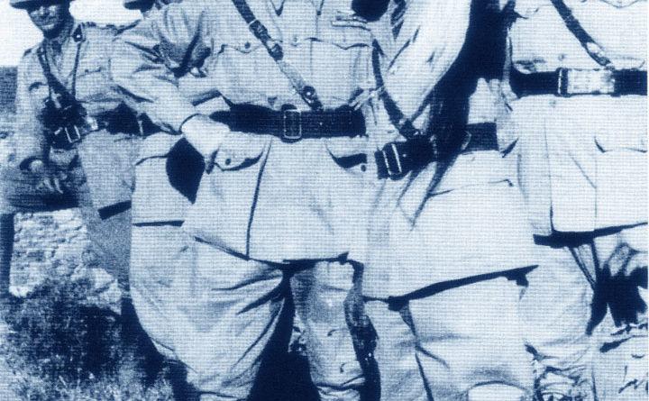 Emilio De Bono in Abissinia all'inizio della Guerra d'Etiopia