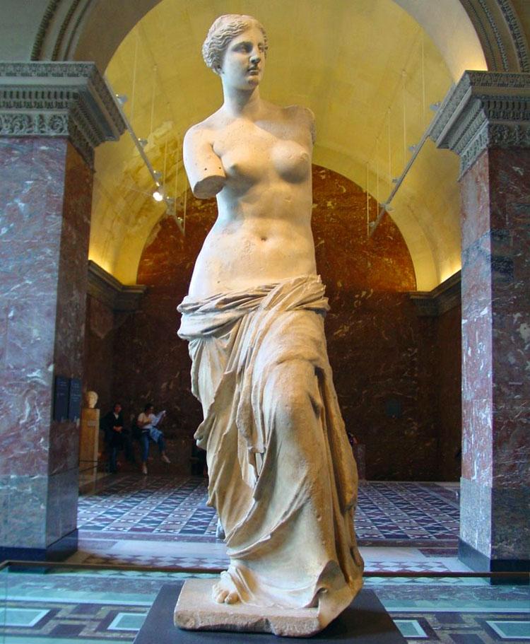 Venere di Milo - Louvre