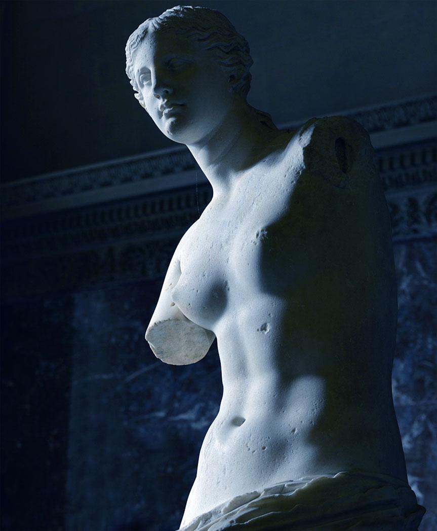 Venere di Milo - scultura