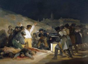 3 maggio 1808 - 3 mayo - quadro - Goya