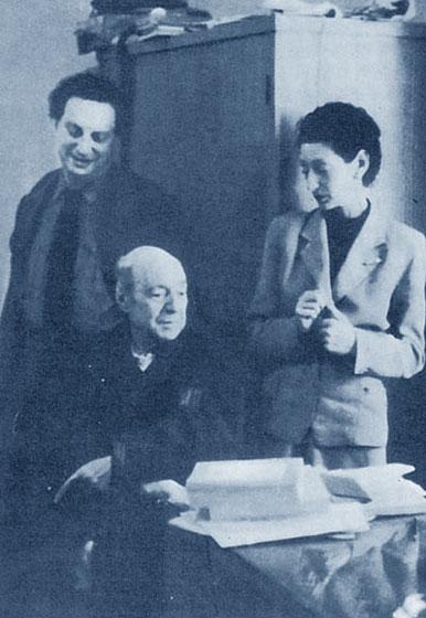 Carlo Levi - Umberto Saba - Carolina Wölfler