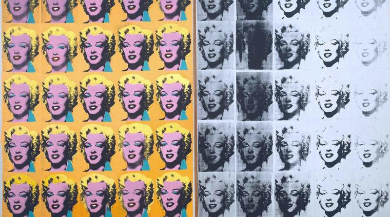Dittico di Marilyn - Marilyn Diptych - Andy Warhol