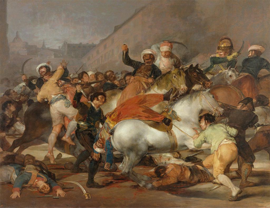 Goya - 2 maggio 1808